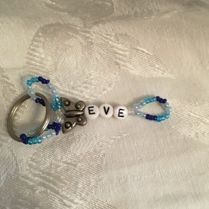 EVE personalized keychain-NEW-Buy 3 get 1 free